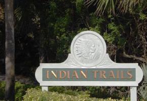 Indian Trails Community in Vero Beach