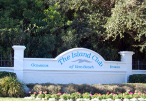 Island Club Community in Vero Beach