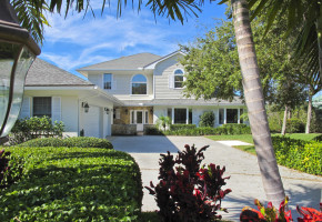 Riverfront Home For Sale in Castaway Cove, Vero Beach, FL