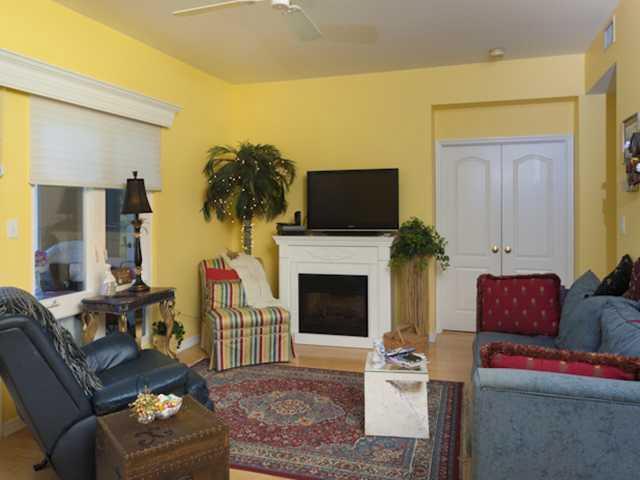 Grand Harbor Condo Living Room in Vero Beach