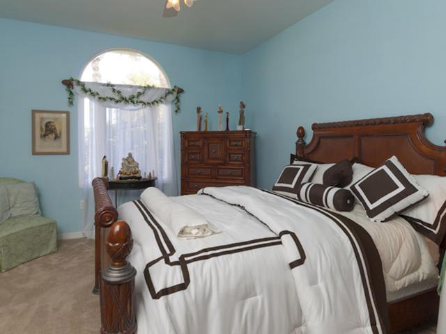 Grand Harbor Harmony Island Condo Master Bedroom