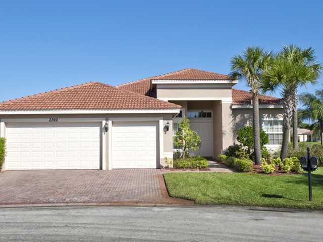 Vero Beach Real Estate Home For Sale In Falcon Trace