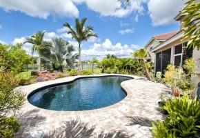 Home For Sale in Falcon Trace Vero Beach Florida
