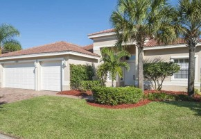 Vero Beach Florida Home For Sale in Falcon Trace