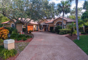Open House in Vero Beach Castaway Cove