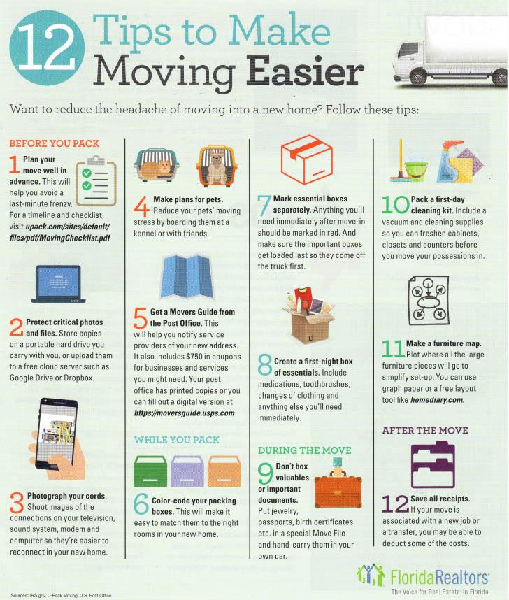 12 seller tips to make moving easier