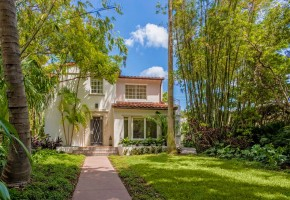Art Deco Villa in South Beach Miami Sold for $2.15M