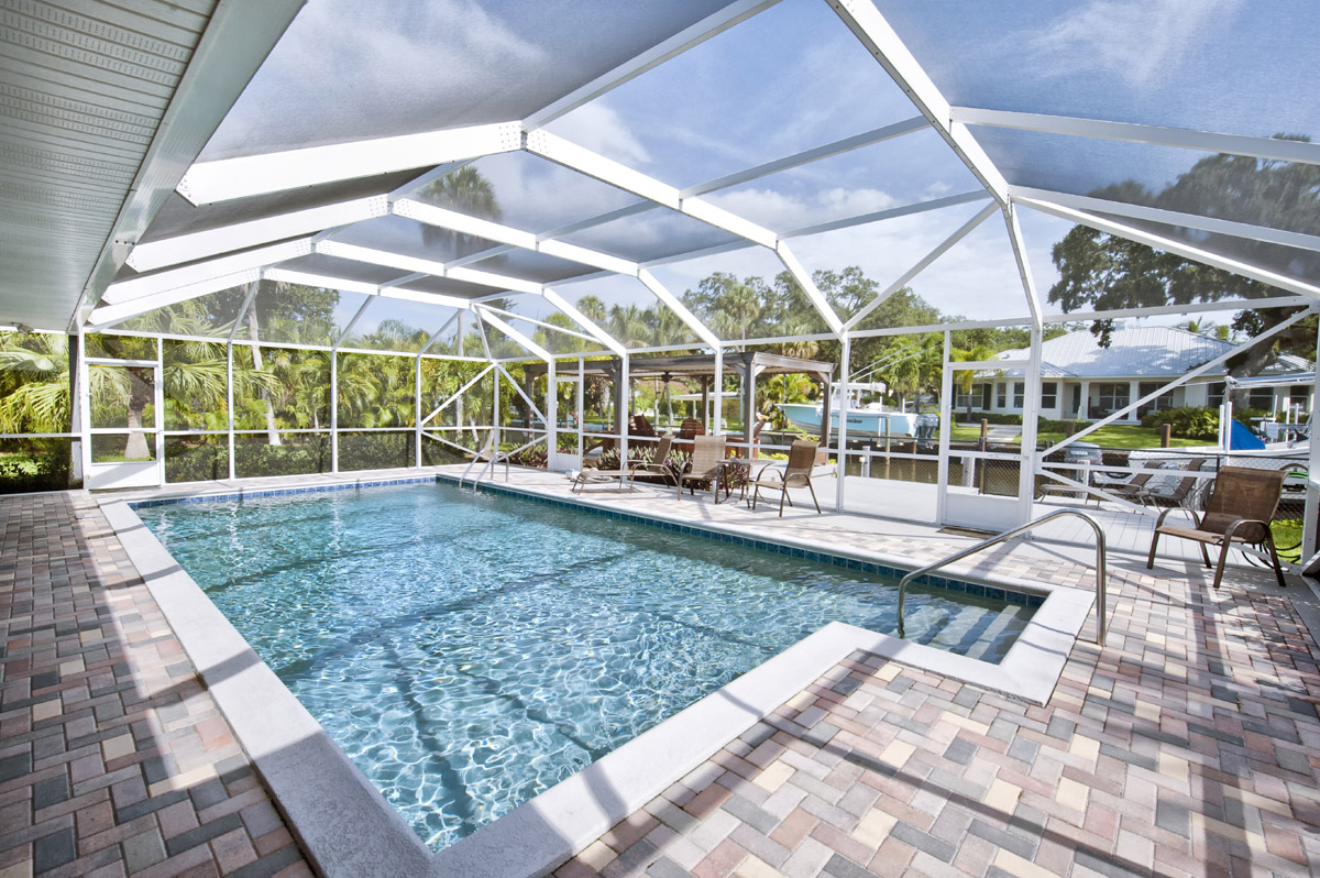 A great waterfront rental on island in Vero Beach